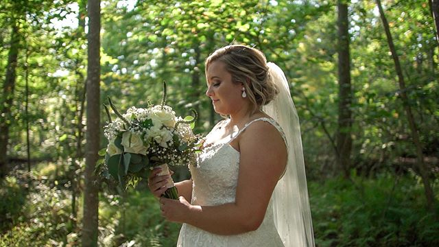 A natural beauty, Taylor 🌻🌿#fnpwedding #frederickwedding #mdwedding #weddingfilm