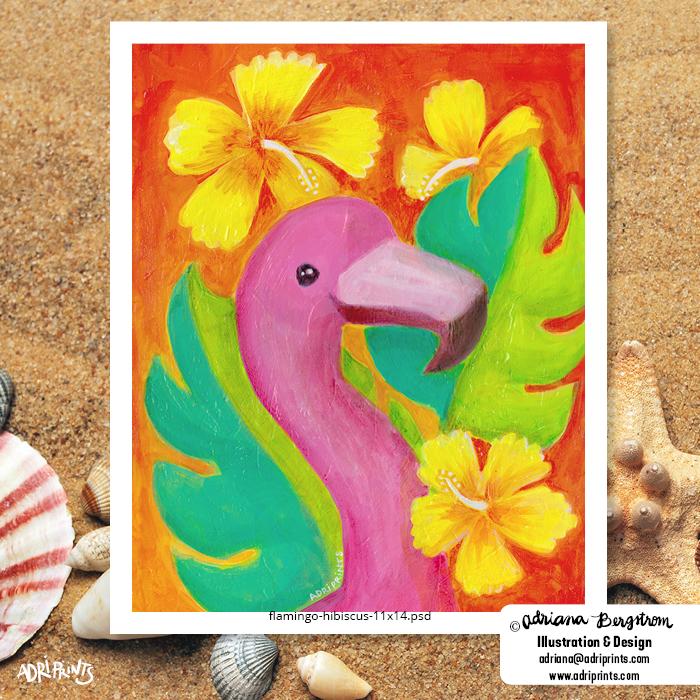 Adriprints-Flamingo-Hibiscus.jpg