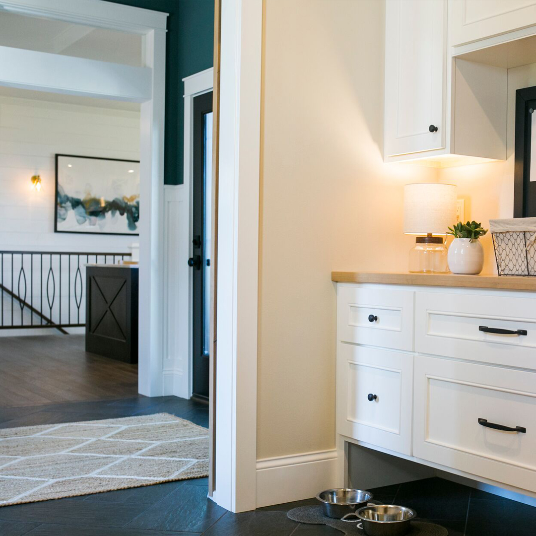 FOYER AND MUDROOM DESIGN