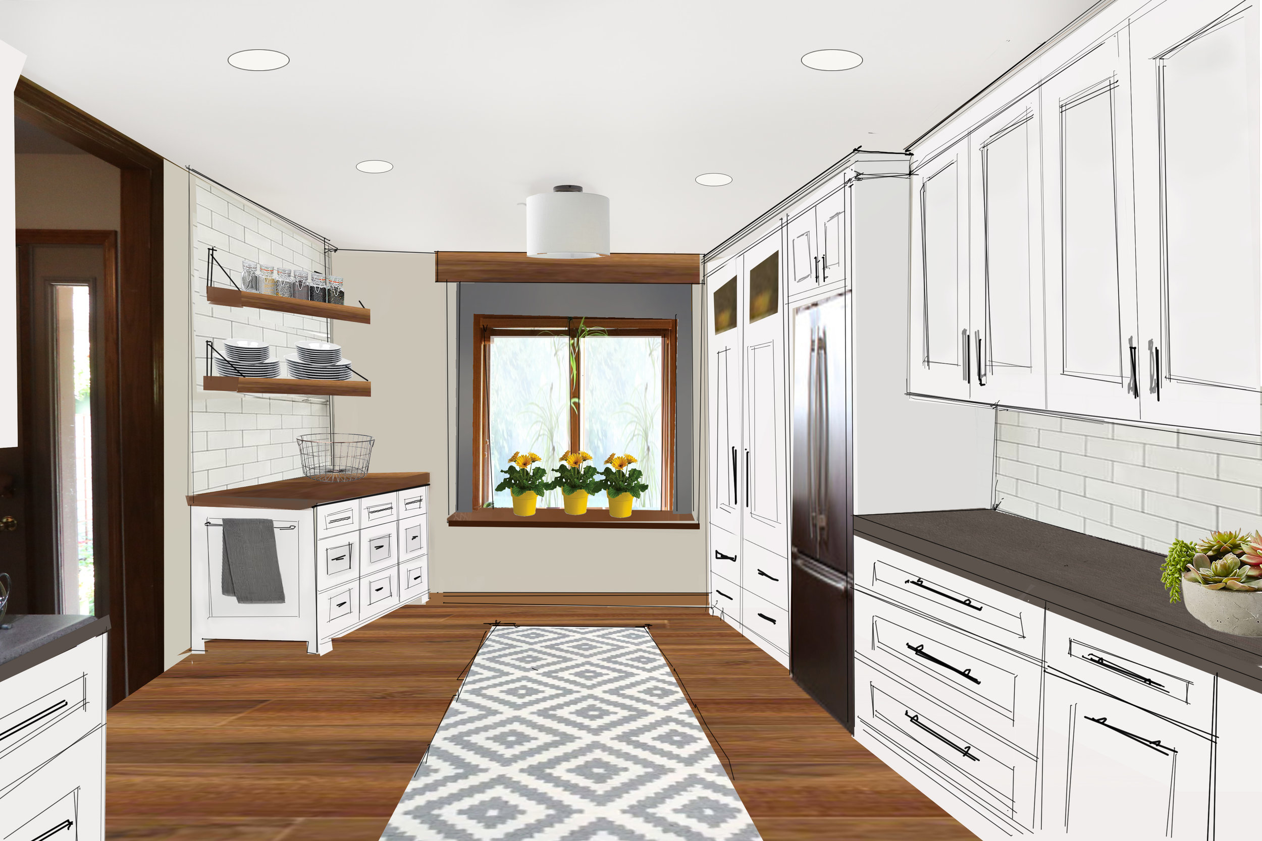 RENDERING OF ROOM