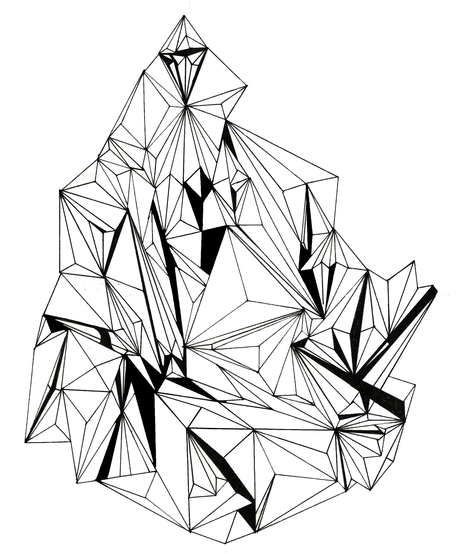 Skeletal Crystal