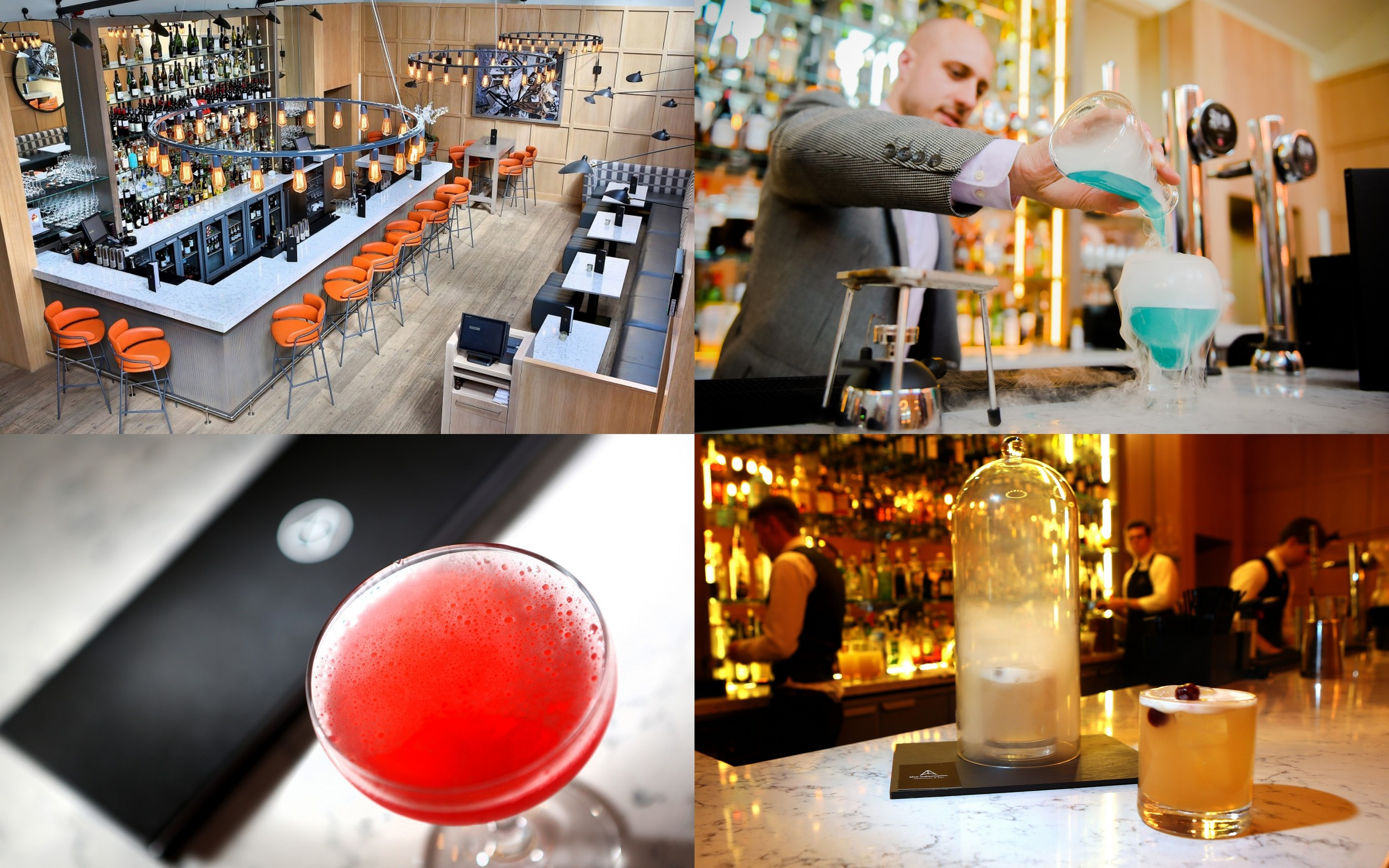 The adamson bar - South Street