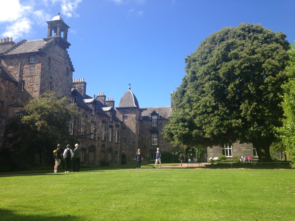 St Mary's Quad