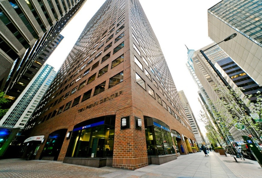 GeoDecisions Philadelphia, Pennsylvania office is conveniently located at Ten Penn Center.