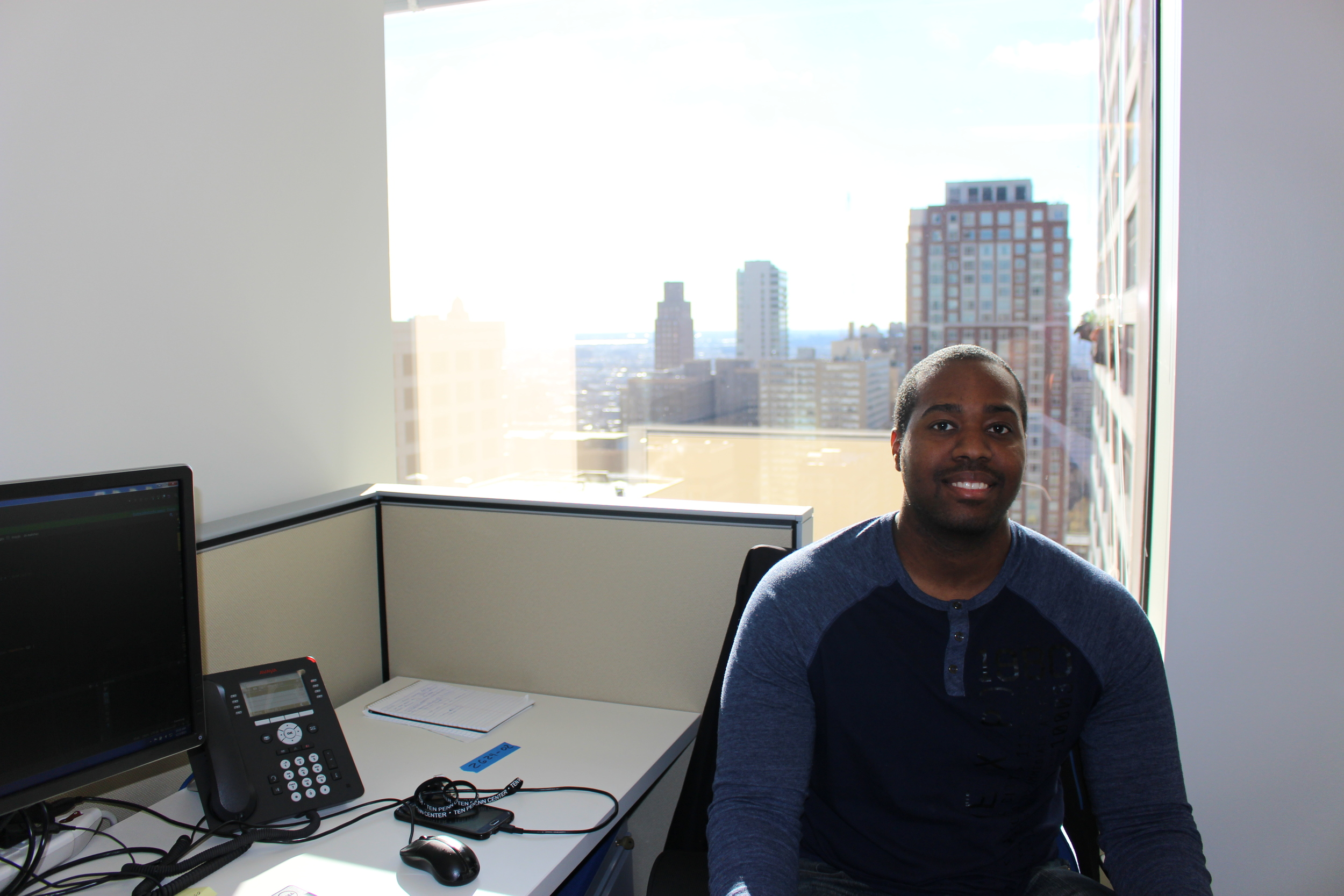 Jason Sanders is a developer in GeoDecisions' Philadelphia office.