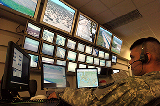 IRRIS identifies transportation scenarios to enable rapid deployment of assets, equipment, and personnel. TGIS will include IRRIS code combined with the EGIS map viewer.