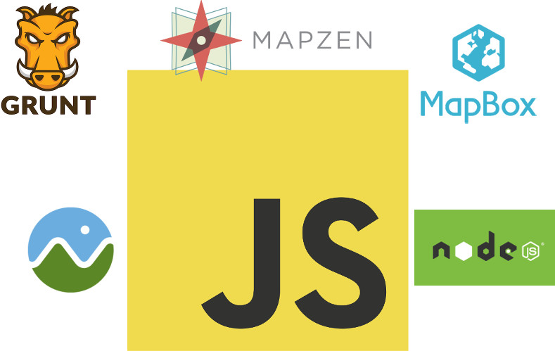 The list of JavaScript tools used in development and for mapping is always growing.