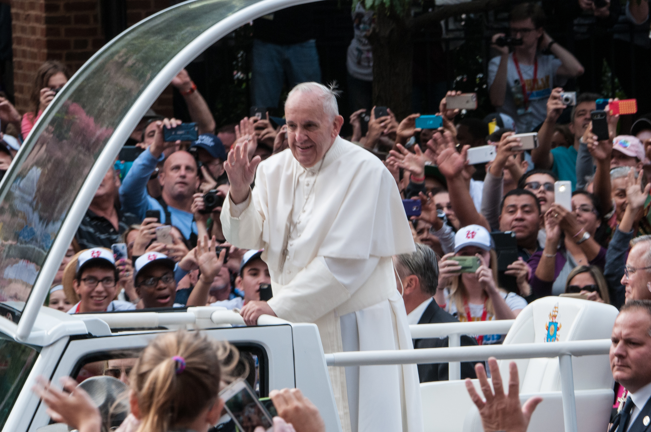 Pope Francis' visit to Philadelphia was a major logistics event for SEPTA and the region.