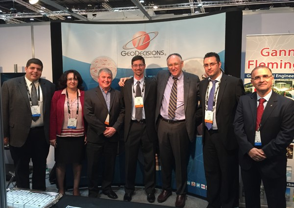 We enjoyed collaboration at the highest level with both our Gannett Fleming Middle East/North Africa (MENA) team and Esri® partners during the Abu Dhabi Esri MENA User Conference in Fall 2015 (see photo above!)