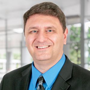 Brendan Wesdock, M.C.P., GISP President