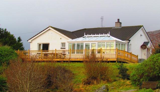 Kinnoull, Scott Road, Tarbert, Isle of Harris, HS3 3DL