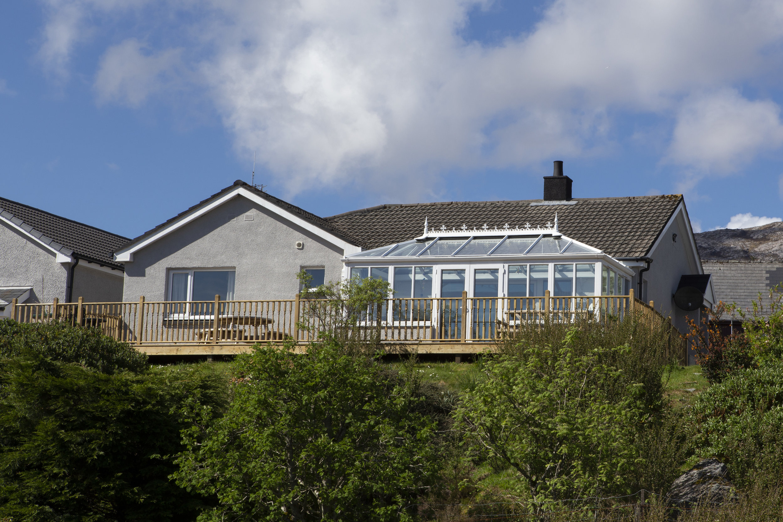 Kinnoull  , Scott Road, Tarbert, Isle of Harris, HS3 3DL