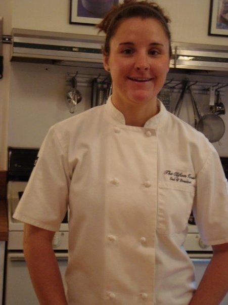 Photo of my Chef days (2007ish)