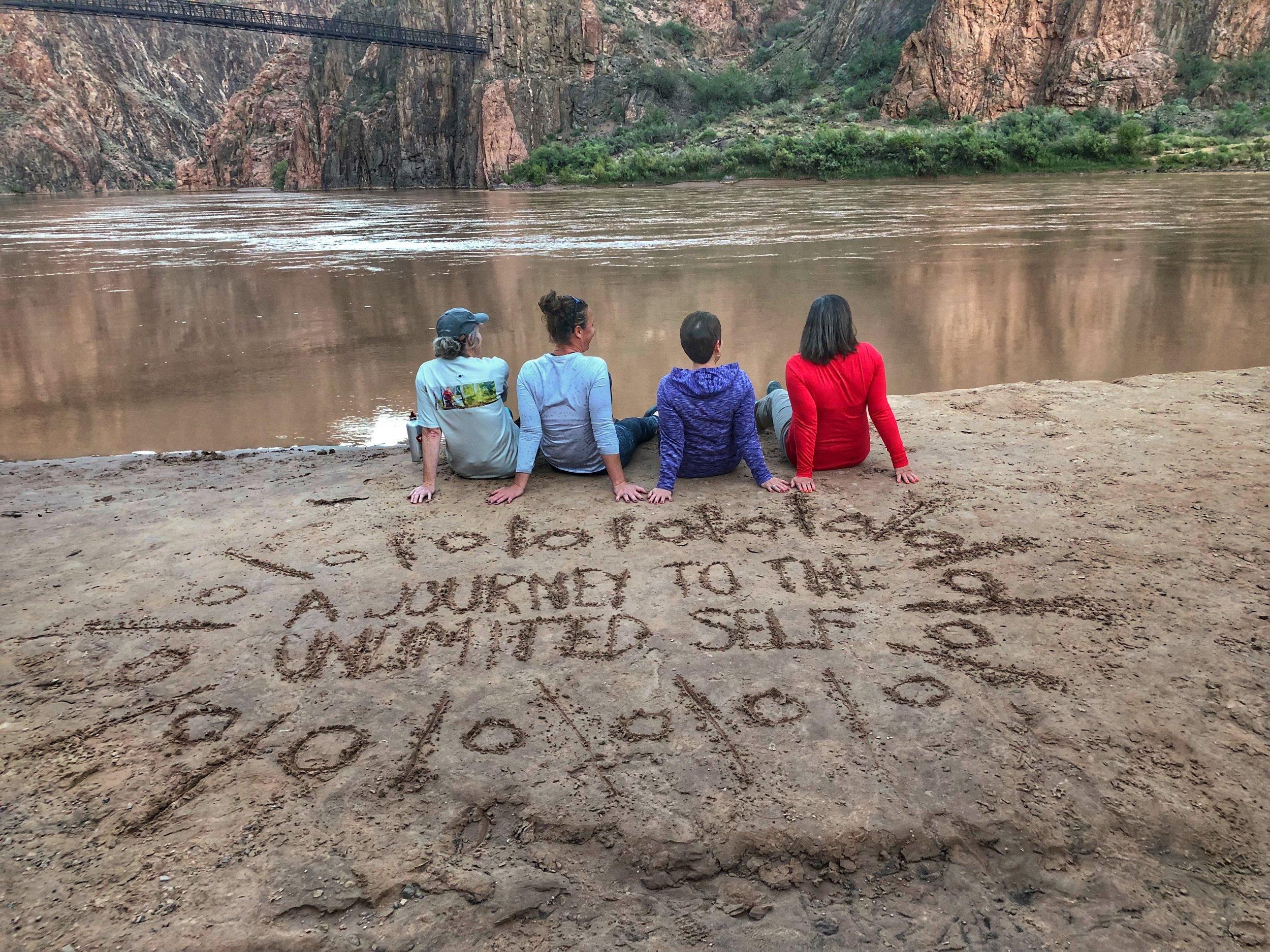 grand canyon rim to rim colorado river