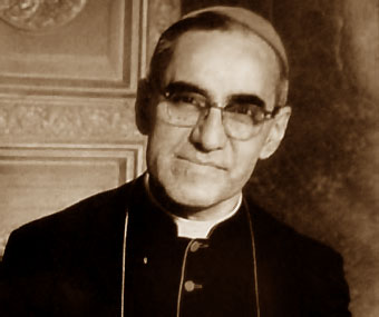 Archbishop Oscar Romero, courtesy of jesuit.org.uk