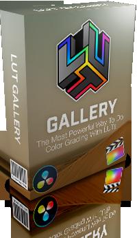 LUT Gallery Plugin — Color Grading Central