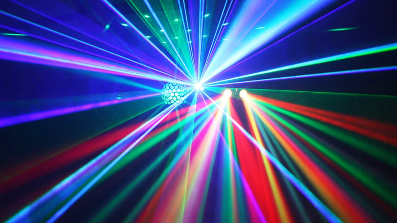 Brand New Groove lighting for corporate events, weddings, functions and parties