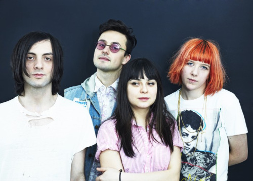 Dilly Dally interview City Slang