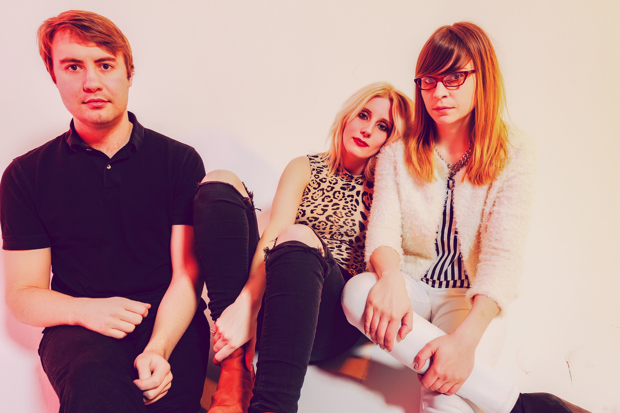 CITY SLANG radio interview with WHITE LUNG
