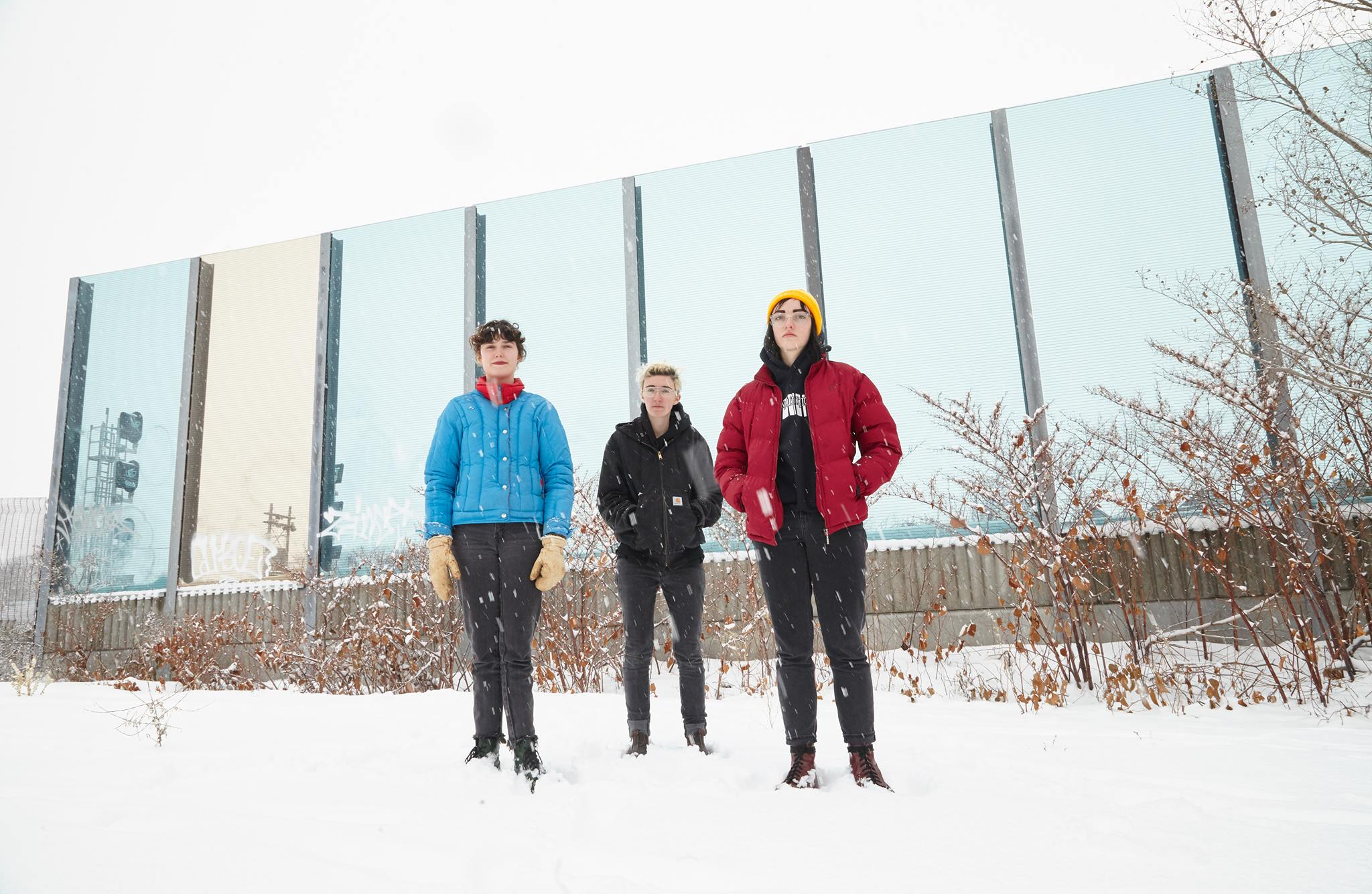 lonely parade interview on city slang