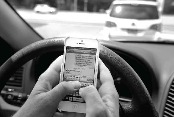 The fine for texting and driving in Texas will be $99-$200.