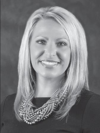 New Vice President, Dr. Shannon K. Cunningham