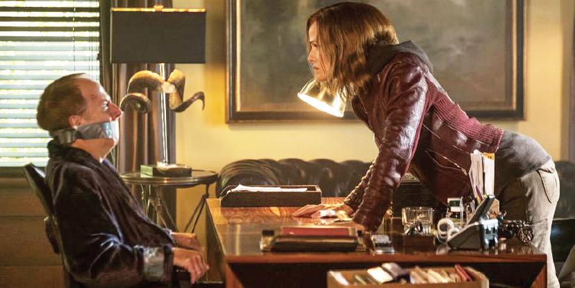 "Jennifer Garner plays Riley North in the new movie ""Peppermint."""
