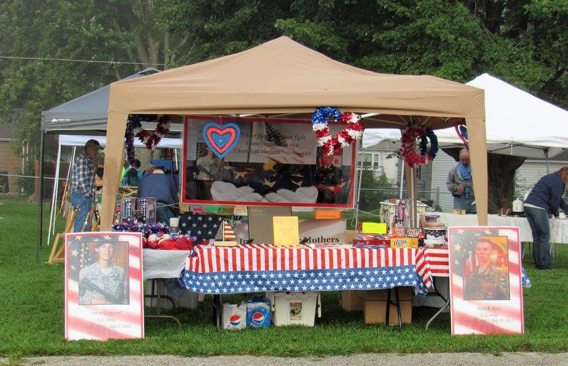 2016 Craft Fair Festival in Bargersville