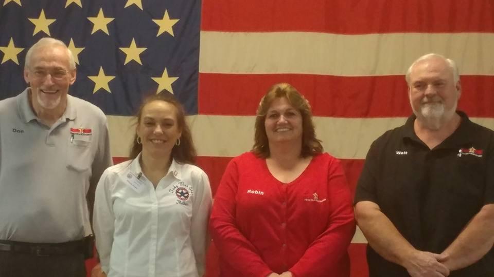 Honor & Remember Staff w/Alica Duke