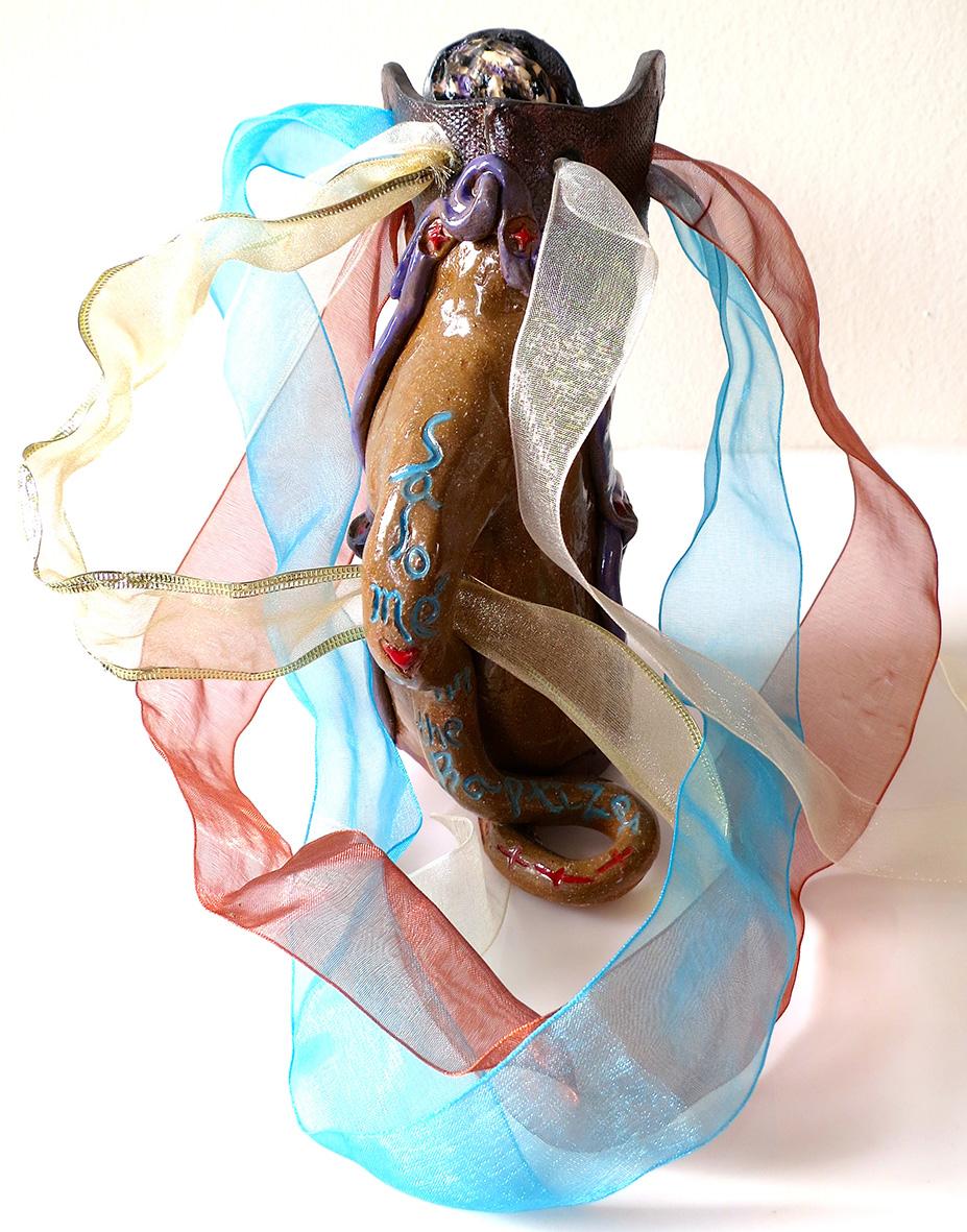 Salomé dances  the 7 veils