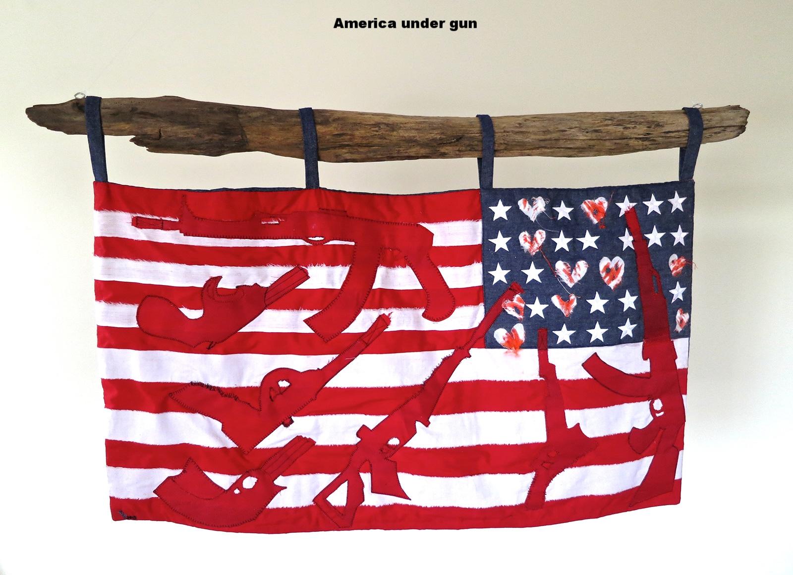 America under gun