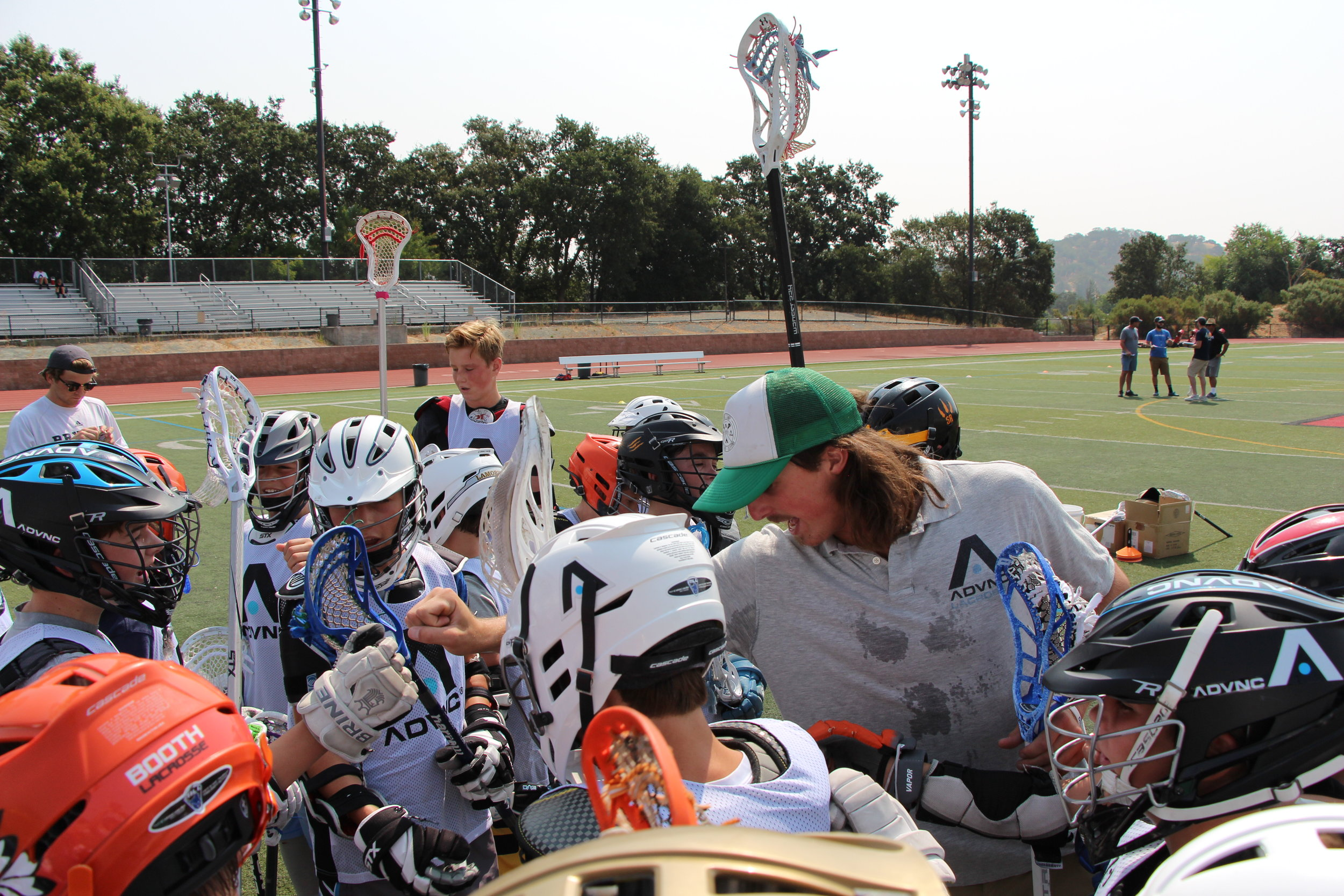Former ADVNC Player, Current MLL Champ, and Current ADVNC Tahoe Region Director, Mikie Schlosser brings a wealth of knowledge & passion to the field