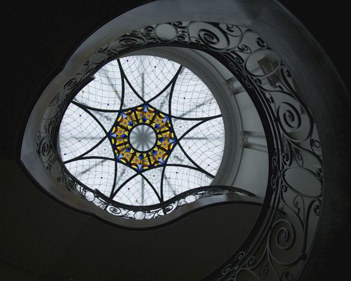 Stairwell Skylight
