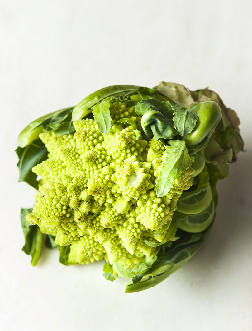 Romanesco (Green cauliflower)