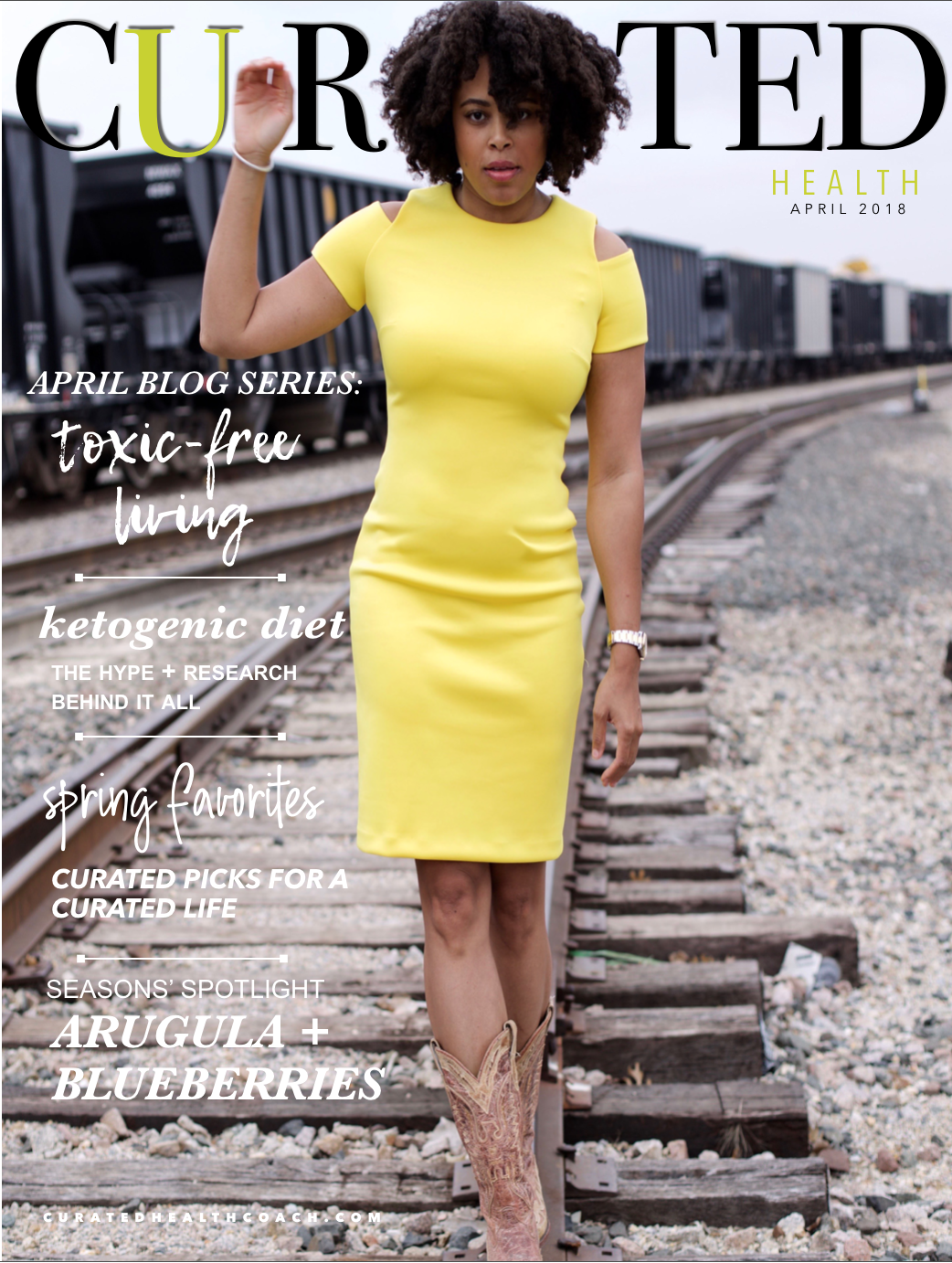 Colet-Williams-Curated-Health-Coach-newsletter