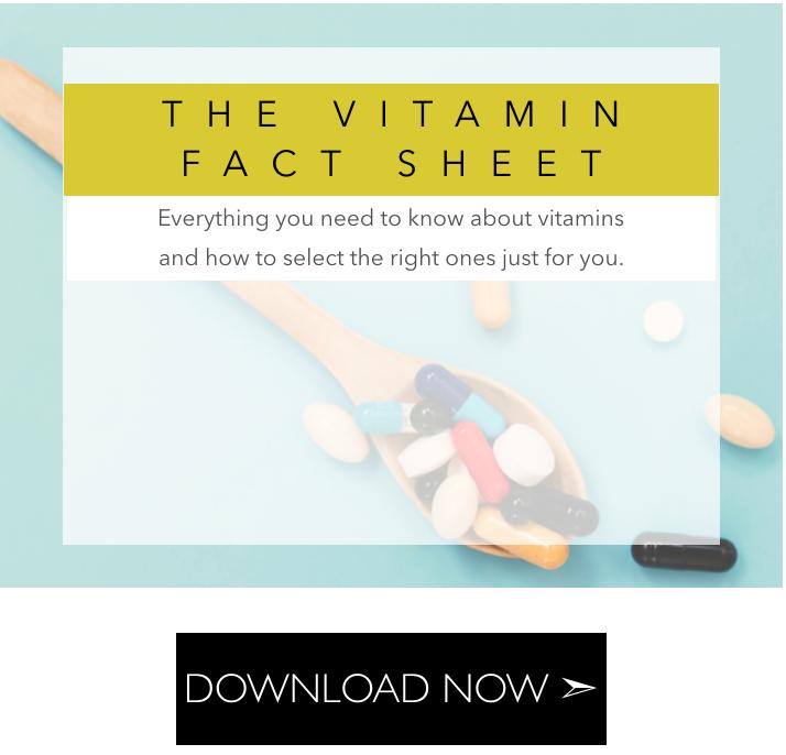 The-vitamin-fact-sheet