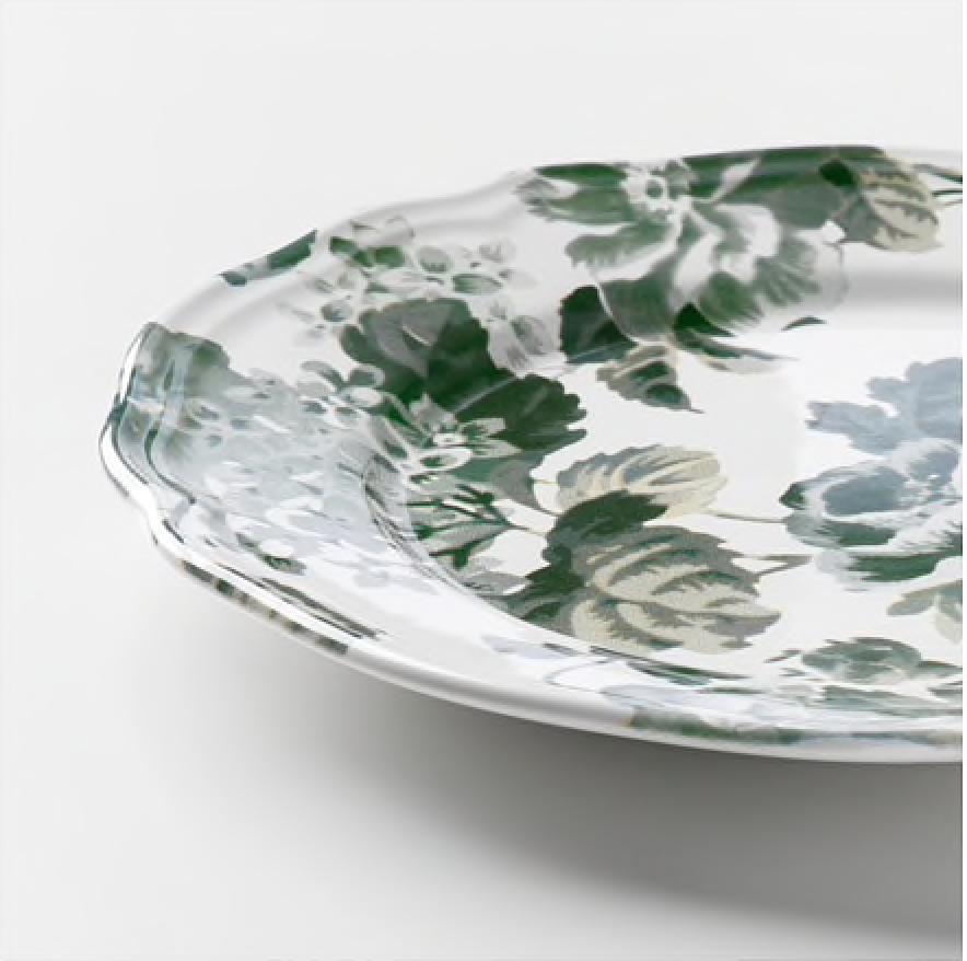 Floral Side Plate