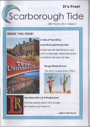 2010 - 2011: Scarbrough Tide -