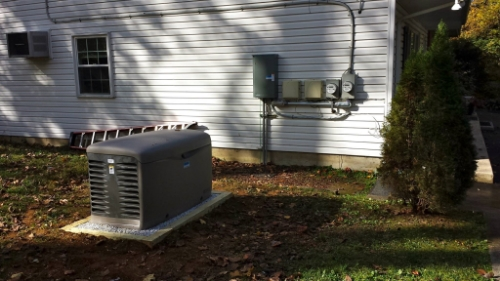 20 KW Kohler  Generator installed by GEC at Times Publishing
