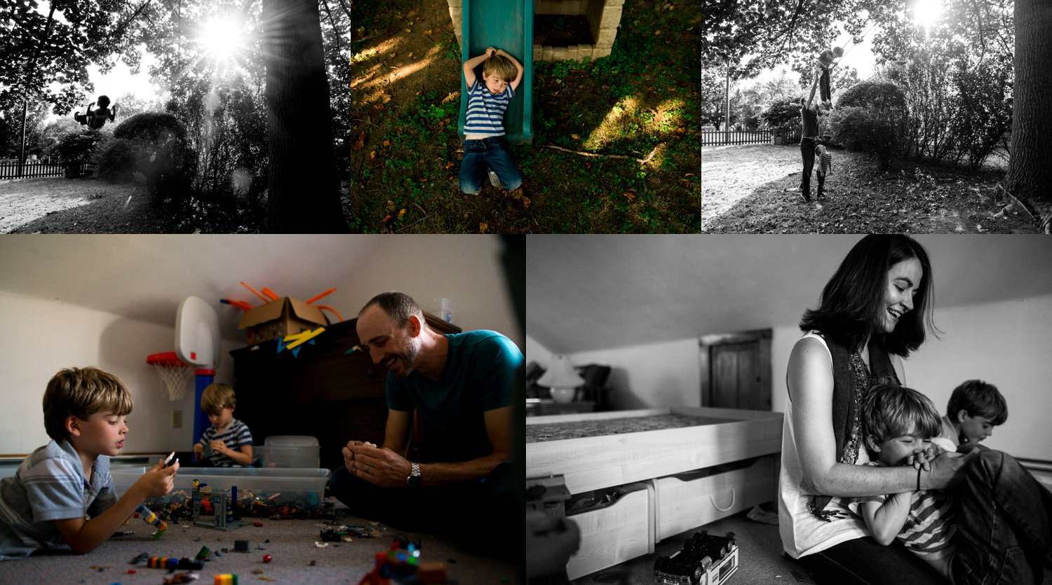 documentary family session