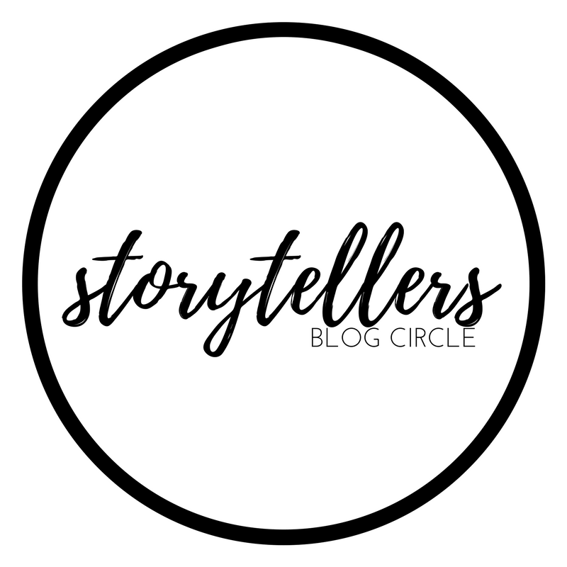 storytellers blog circle logo