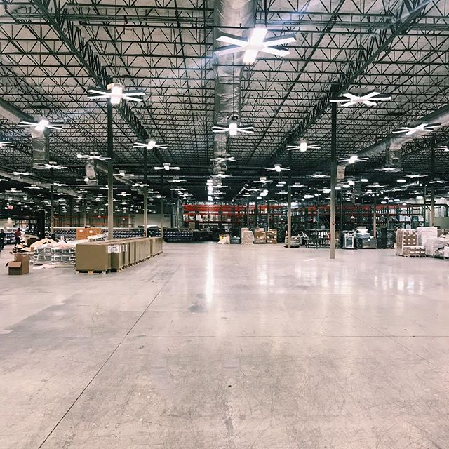 We are bigger, faster and stronger with more than 234,000 sqft of intregrated office, production and warehouse space. New equipment, software, workflows, brand identity and environmental branding are going up. Stay tuned for regular updates to see how this Powerhouse is growing to meet clients' needs.