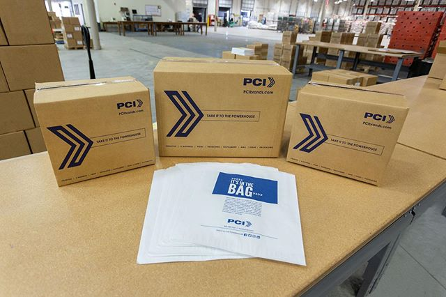 Waiting for your Powerhouse delivery? Don't be surprised to see your custom project delivered in our new packaging, which includes delivery boxes and bags that powerfully showcase our Powerhouse brand!