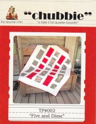 """We love this line of Take 5 """"Chubbie"""" Patterns by Kathy Brown."""