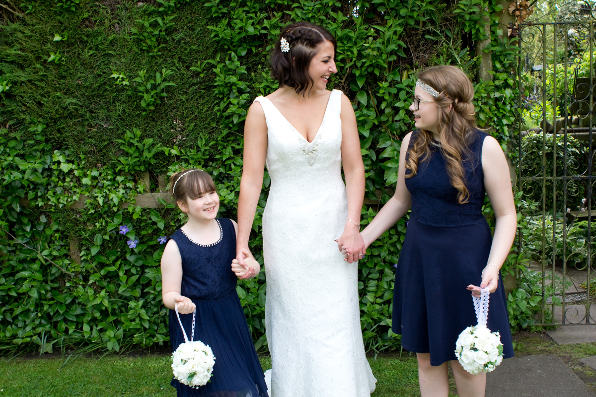 Laura and Chris wedding at The Hundred House Hotel 26.jpg