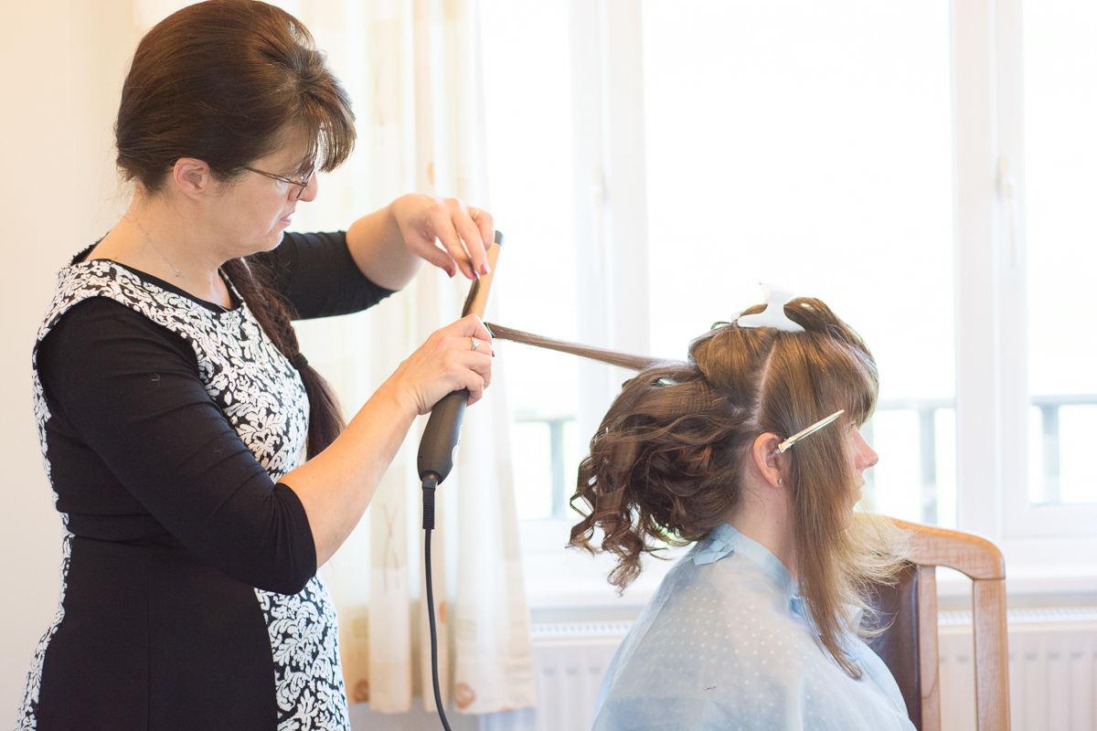 curling hair at the whitsand bay fort