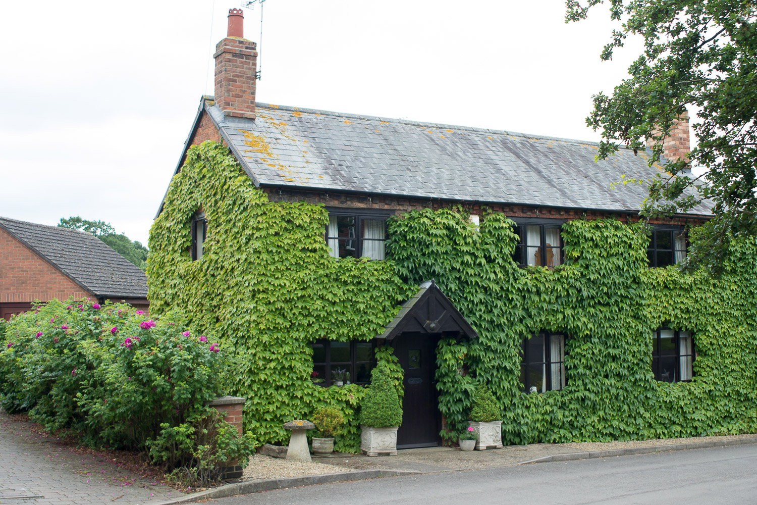 beautiful cottage in leicestershire
