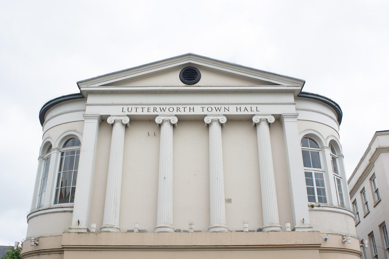 Lutterworth Town Hall