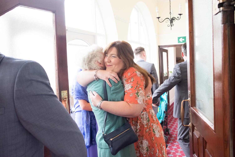 big massive hugs at The Lord Haldon Hotel in Devon