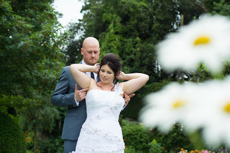 armpit tickles at The Lord Haldon Hotel in Devon